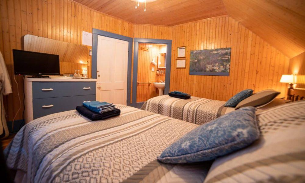 Chambre 2 lit
