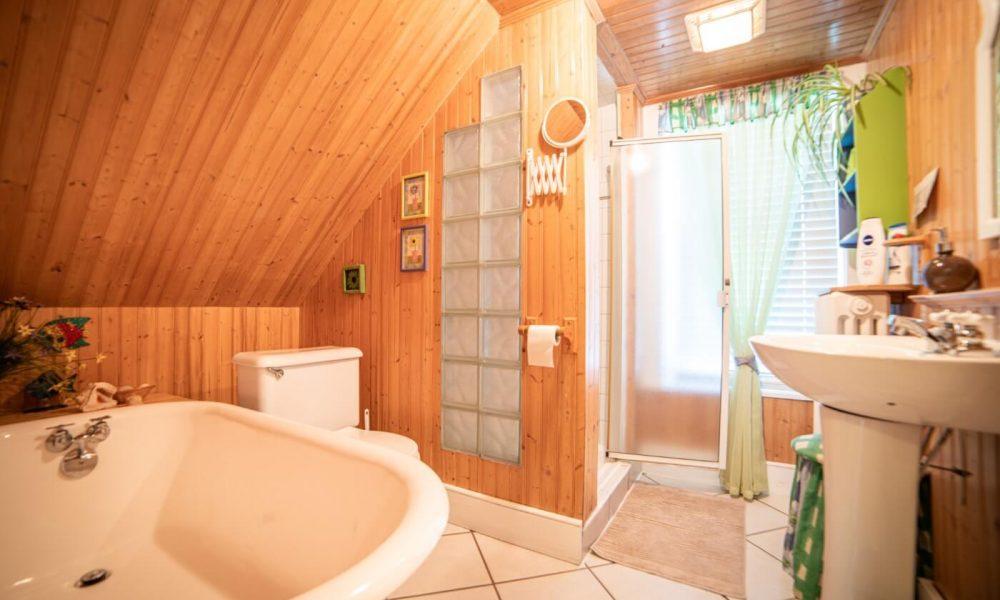 Salle bain com-Chambres